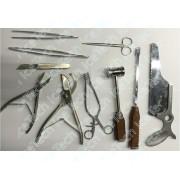 Kit de Instrumentos para Autopsia