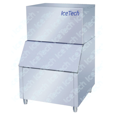 Maquinas de Gelo em Cubo